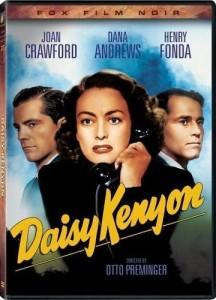 Daisy Kenyon DVD