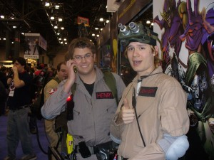 More Ghostbusters