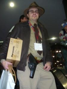Indiana Jones and the Panasonic Of Doom