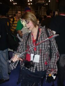 Wait a second... Jason's kinda...hot?