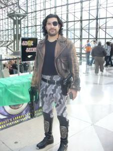 Snake Escaped To New York Comic Con