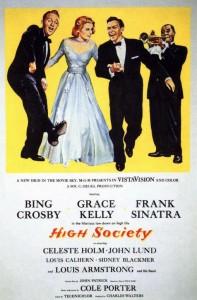 High Society Poster