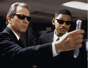 You will forget Men In Black II...