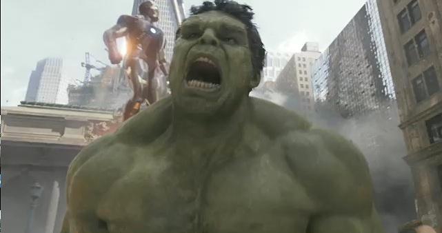 AVENGERS Trailer 2-Hulk