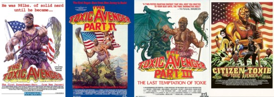 toxic avenger four