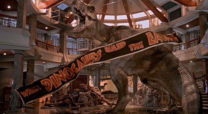 Jurassic Park Dinos