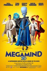 Megamind-Poster