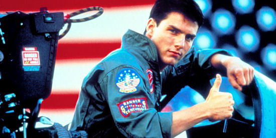Tom Cruise is still interested in TOP GUN 2.