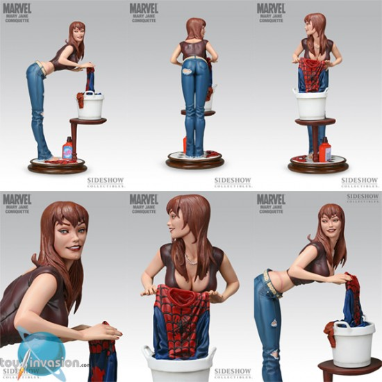 mary jane statue