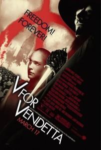 V for Vendetta - Poster