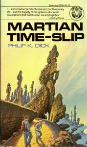 Martian Time-Slip (1981)