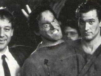 Sam Raimi Bruce Campbell Army Of Darkness