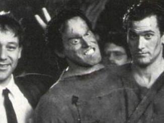 Sam Raimi Bruce Campbell Army Of Darkness