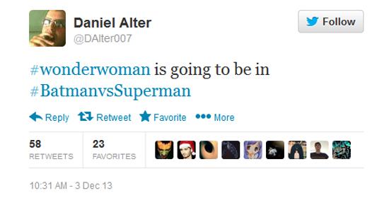 Alter Wonder Woman