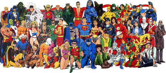 DCUniverse