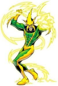 Electro-Comic-Book