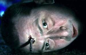 Frank Miller in his Daredevil cameo.