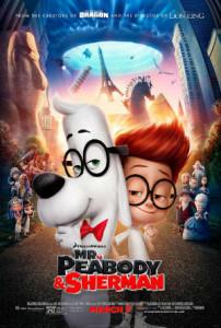 MrPeabody&ShermanPoster