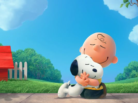 snoopy and chuck