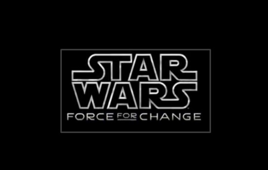 star wars force for change logo