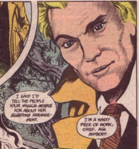 john constatine first appearance