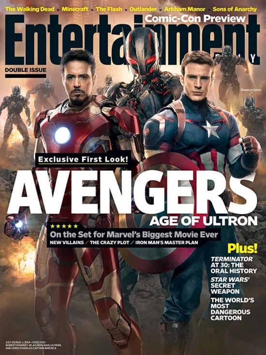 EW Avengers 2 cover