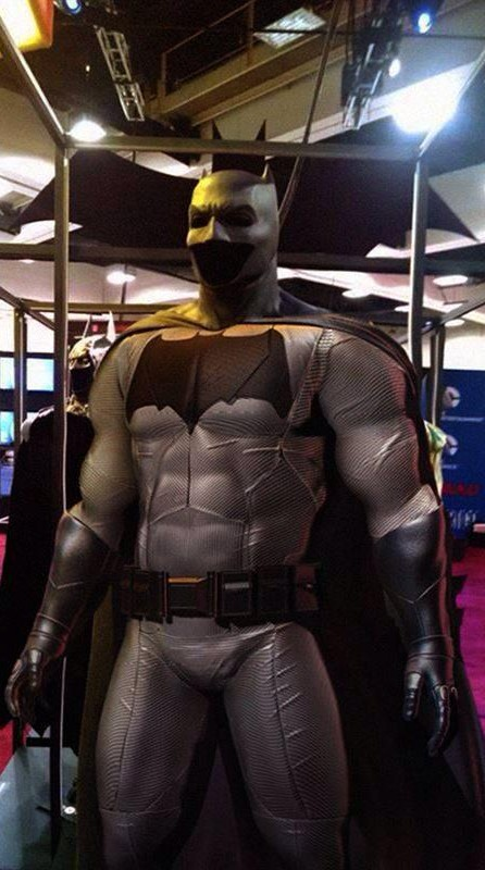 batflack costume