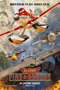 planes 2 poster