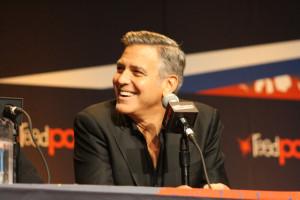 NYCC 2014 - Clooney