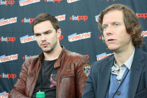 Nicholas Hoult and Jake Paltrow discuss YOUNG ONES.