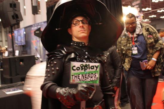 Dark Helmet wants you to cosplay.