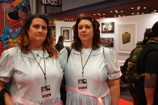 Ever wonder what happened to those twins from the Shining?