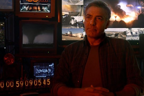 TomorrowlandClooney