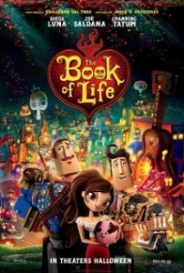 book of life poster