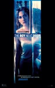 boy next door poster