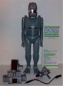 rom toy