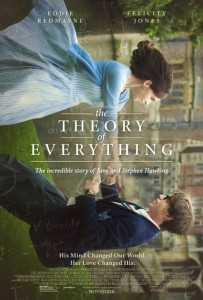 thetheory of everything poster
