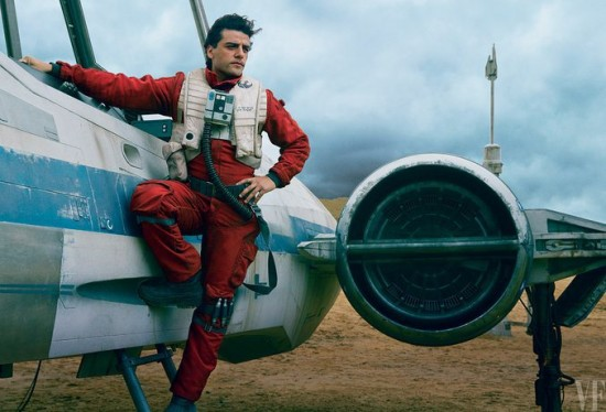 VF-Star-Wars-The-Force-Awakens-Oscar-Isaac-as-Poe-Dameron