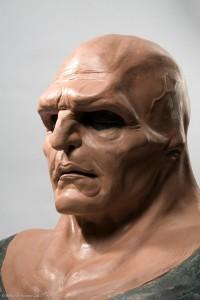 Martian Manhunter sculpt