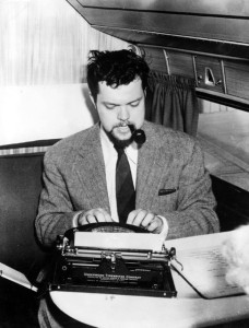 Welles-writing