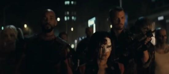 Suicide Squad line-up