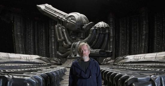 Prometheus 2 Ridley Scott