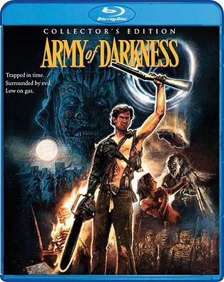 Army of Darkness blu