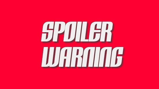 DC Comics Spoiler Warning