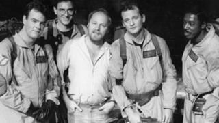 Michael C Gross Ghostbusters