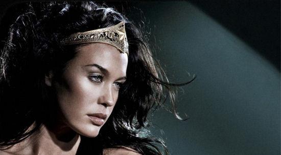 Wonder Woman Megan Gale Justice League