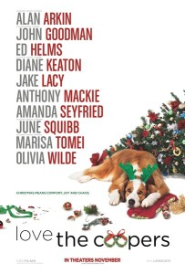 love-the-coopers poster