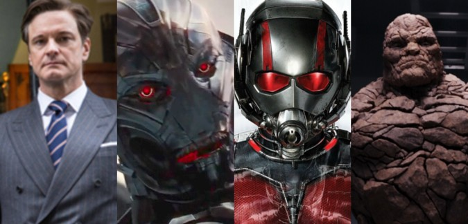 2015 comic book films.