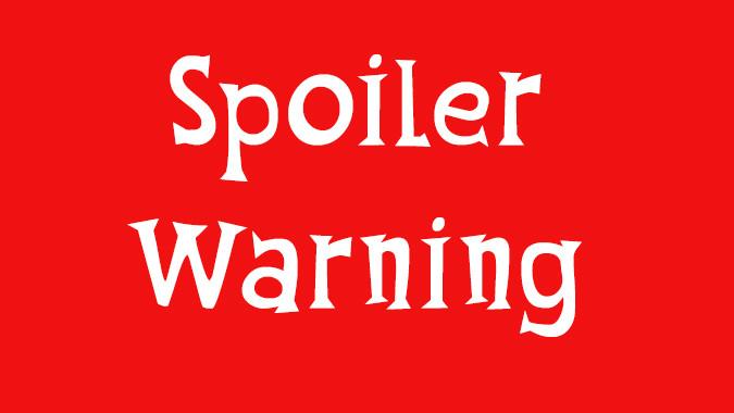 FF Spoiler Warning