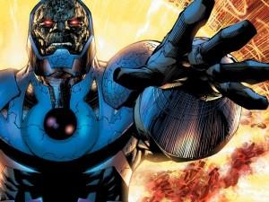 Batman v superman empire darkseid from comics